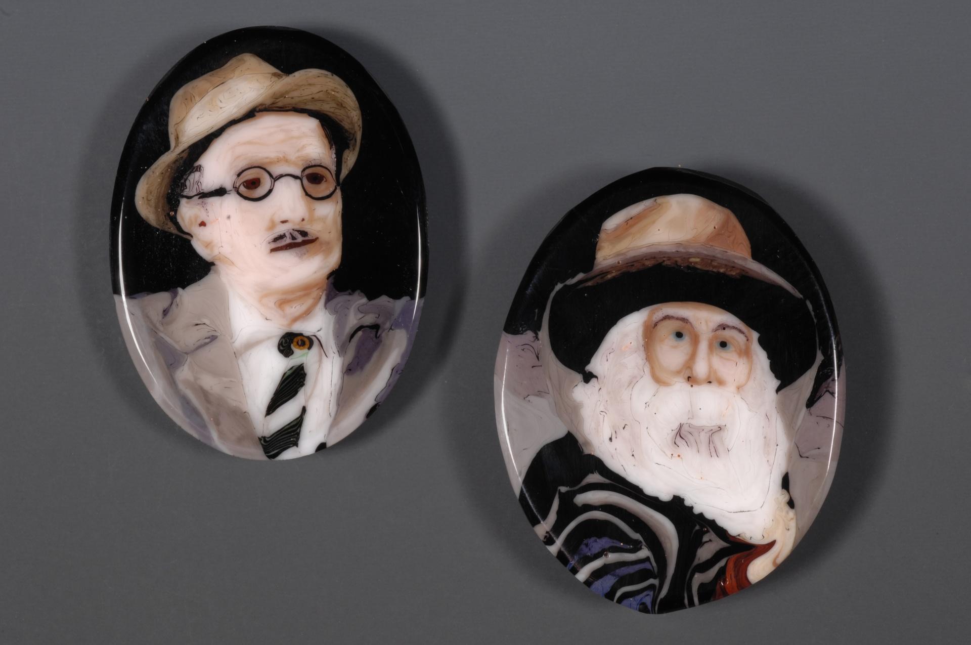 James Joyce & Walt Whitman