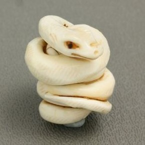 Ojime Snake